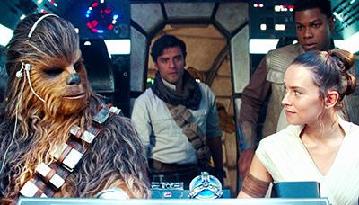 جنگ ستارگان: خیزش اسکایواکر
