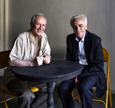 محمد تهامینژاد و ابراهیم مختاری
